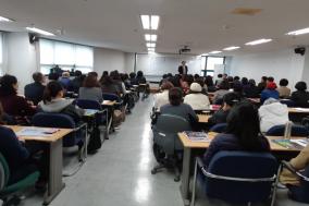 서울, 경기 최정수한자속독™ 10월 직무연수회